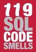119 SQL Code Smells