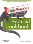 Free online book: Android Cookbook