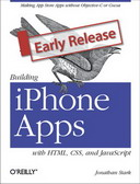 Free Online Book: Building iPhone Apps with HTML, CSS, and JavaScript