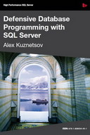 Free eBook: Defensive Database Programming with SQL Server