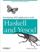 Developing Web Applications with Haskell and Yesod