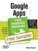 Free eBook: Google Apps: The Missing Manual