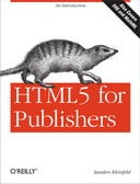 Free eBook: HTML5 for Publishers