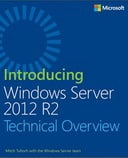 Introducing Windows Server 2012 R2 Technical Overview