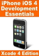 Free Online Book: iPhone iOS 4 Development Essentials - Xcode 4 Edition