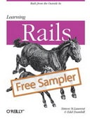 Free eBook: Learning Rails