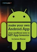 Free eBook: Make Your Own Android App