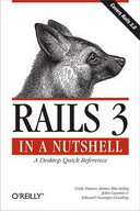 Free Online Book: Rails 3 in a Nutshell