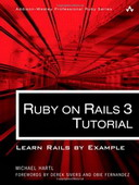 Free online book: Ruby on Rails 3 Tutorial