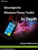 Free eBook: Silverlight for Windows Phone Toolkit In Depth