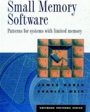 Small Memory Software: Patterns for systems with limited memory