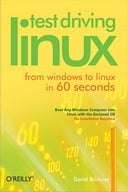 Free Book: Test Driving Linux
