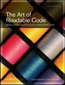 Read O'Reilly Book for free: The Art of Readable Code
