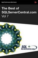 The Best of SQLServerCentral.com Vol. 7