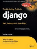 Free Online Book: The Definitive Guide to Django Second Edition