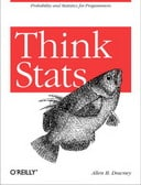Free eBook: Think Stats - Probability and Statistics for Programmers