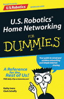 Free online book: USRobotics Networking for Dummies