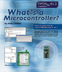 Free eBook: What's a Microcontroller?
