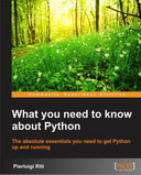 What you need to know about Python