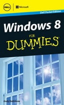 Windows 8 for Dummies Dell Pocket Edition