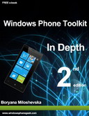 Free PDF eBook: Windows Phone Toolkit In Depth 2nd edition