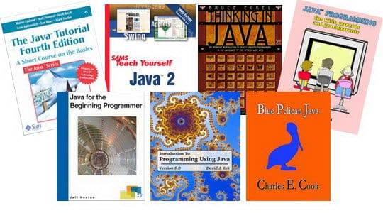 Top 10 Free Java eBooks for Beginners : Download Free Book