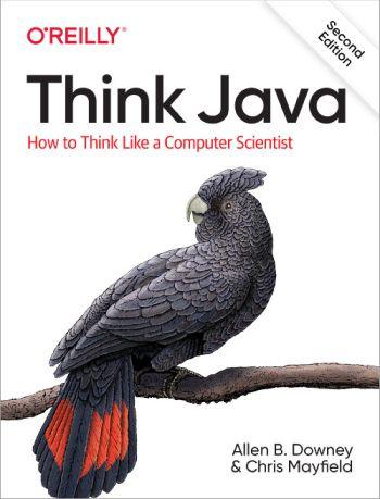 Think Java 2nd Edition